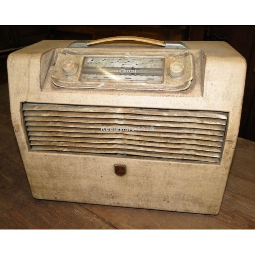 Period Portable Radio