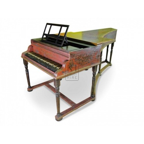 Period classical piano