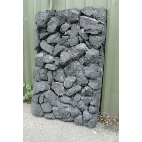 Sections of coal