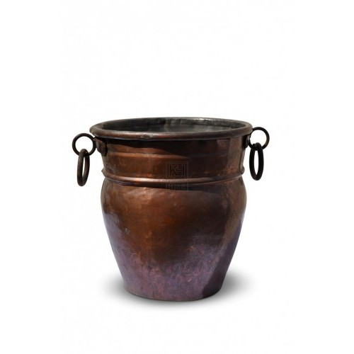 Small Copper Pot