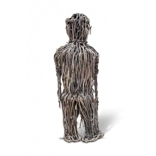 Small Wickerman Figure