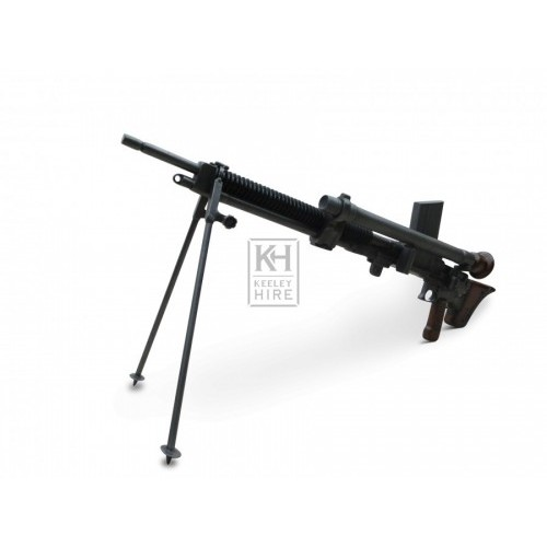 Type 97 Japanese Machine Gun