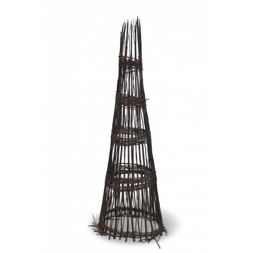 Tall pointed eel trap Basket