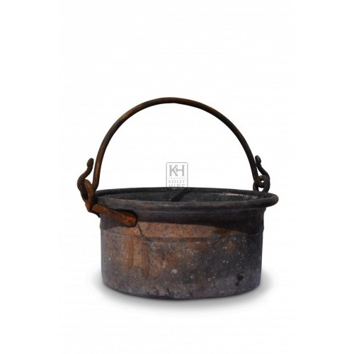 Shallow Cooking Pot