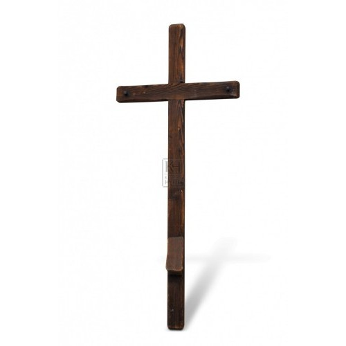 Wooden Cross - Crucifix