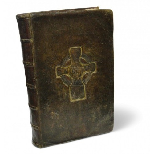 Large Leatherbound Book