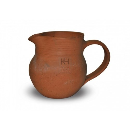 Simple Clay Jug