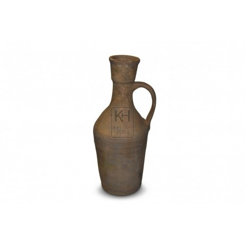 Tall Necked Jug