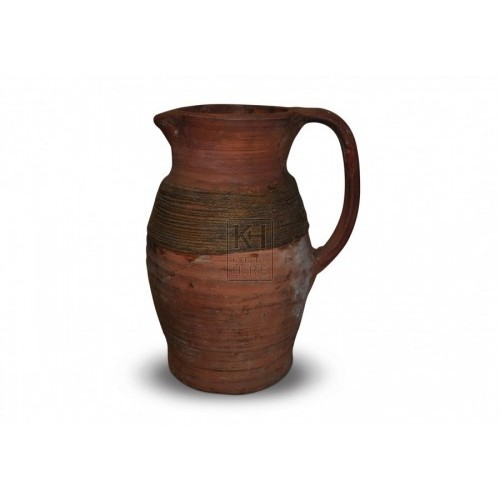 String Wrapped Jug