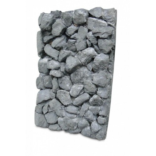 Section of rubber coal matting