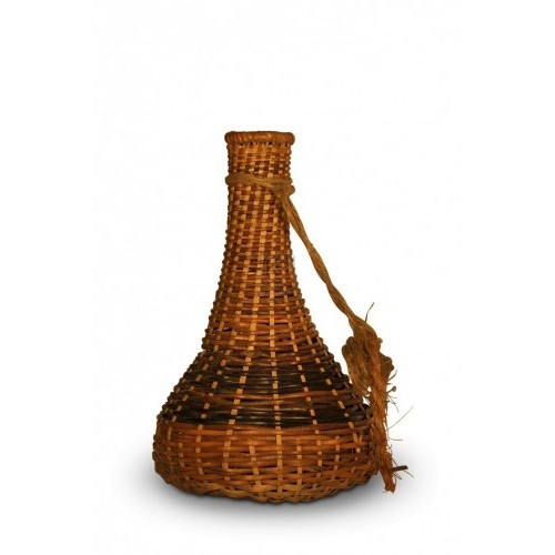 Small Wicker Vase