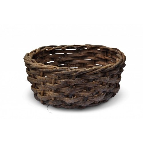 Small Thick Rimmed Basket
