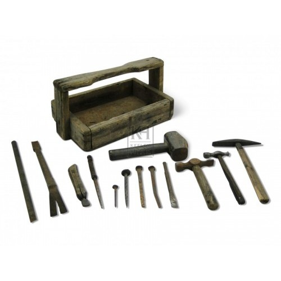 Stone Masons Toolbox
