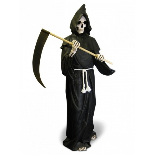 Themes prop hire 187 halloween 187 grim reaper with scythe keeley hire