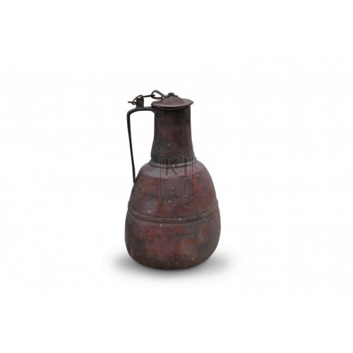Copper Flagon