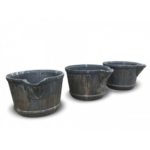 Large Fibreglass Cauldrons