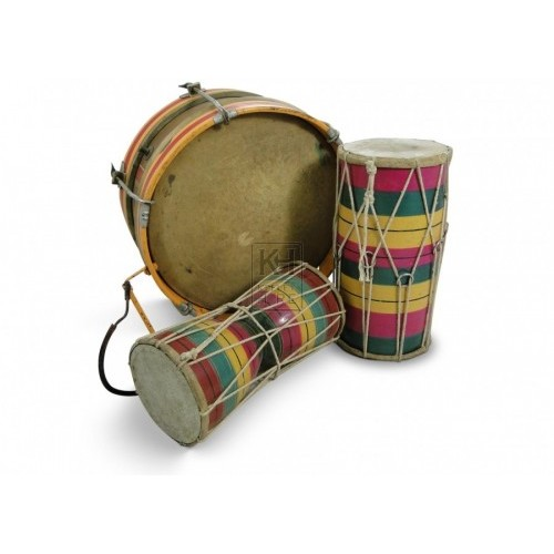 Assorted Drums 2