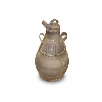 Rubber Urn