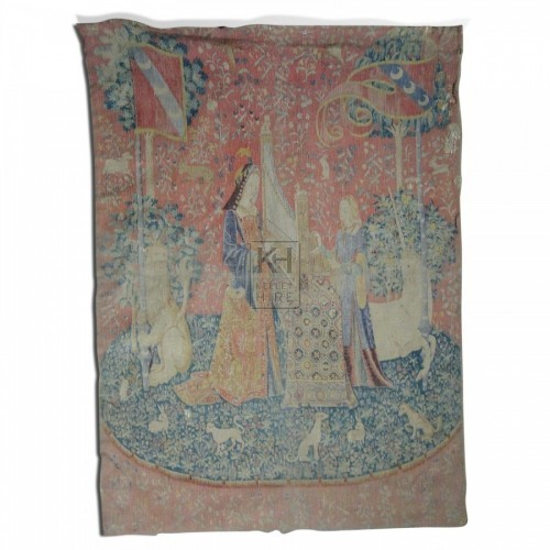 Lady & Unicorn tapestry
