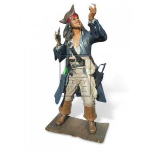 Captain Jack Sparrow 6ft