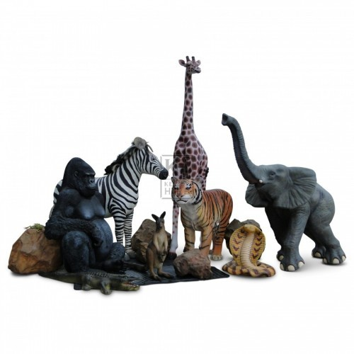 Zoo/Jungle Package
