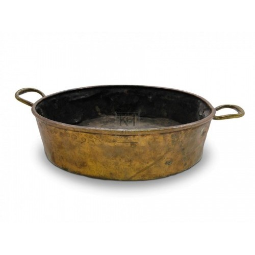 Copper Cooking Dish