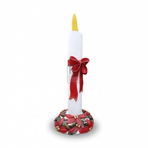 Christmas/Winter Candle