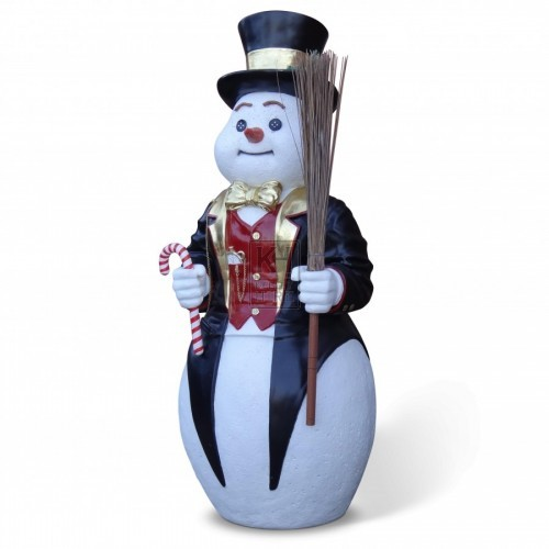 Top and Tails Snowman