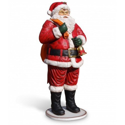 8ft Father Christmas Figure