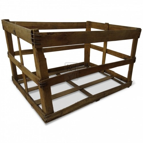 Wooden Crate Frame