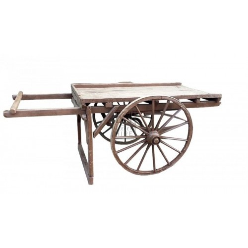 Flat Backed Hand Cart