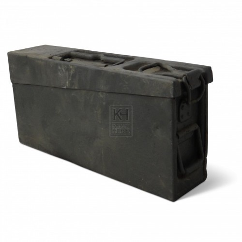 Small Ammo Tin