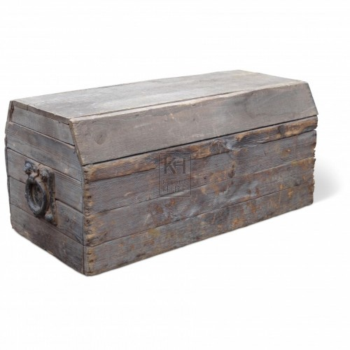 Wooden Prop Chest