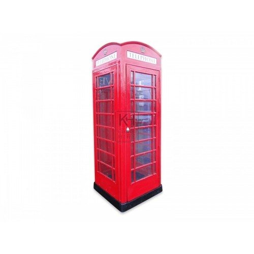 Red Telephone box / Phonebox K6 version