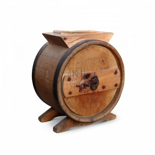 Small Wooden Butter Churn