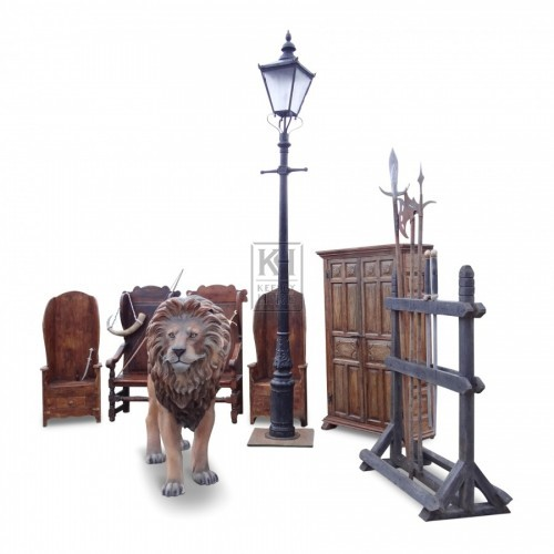 Narnia Prop Package