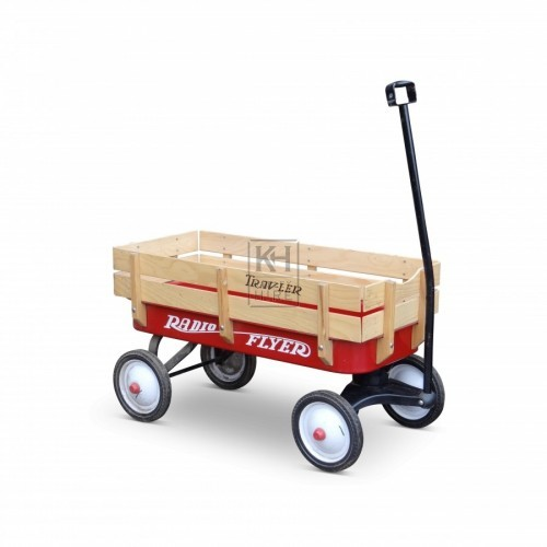 Radio Flyer Childs Trolley