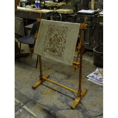 Freestanding Embroidery Frame