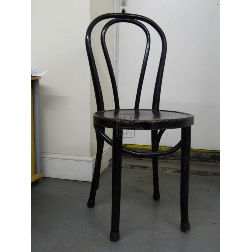 Tall Bentwood Chair