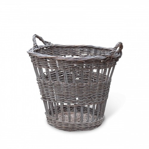 Open Weave 2 Handled Basket