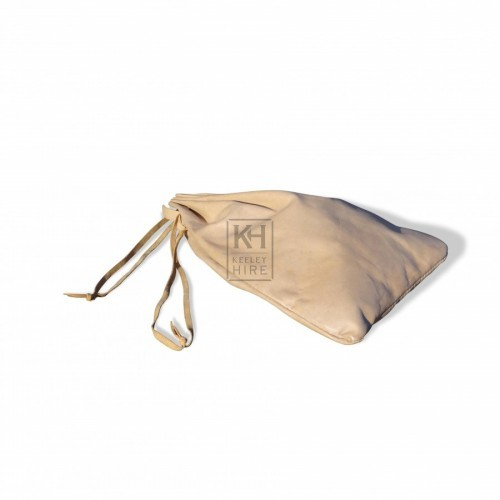Small drawstring pouch