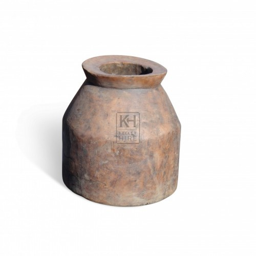Thick Earthenware Jar