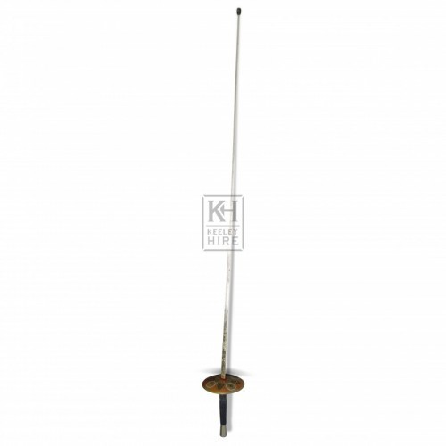 Fencing Foil Brass Hilt Guard