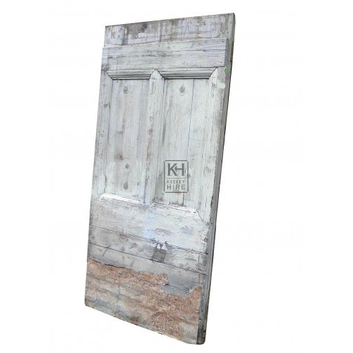 Old worn door