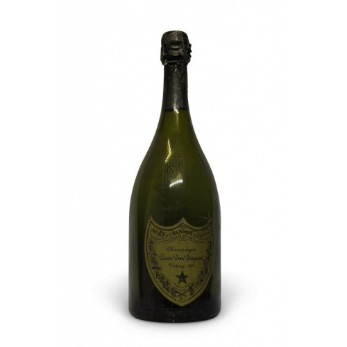 Champagne Bottle 1975