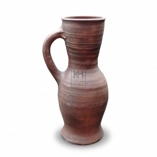 Tall Ceramic Jug