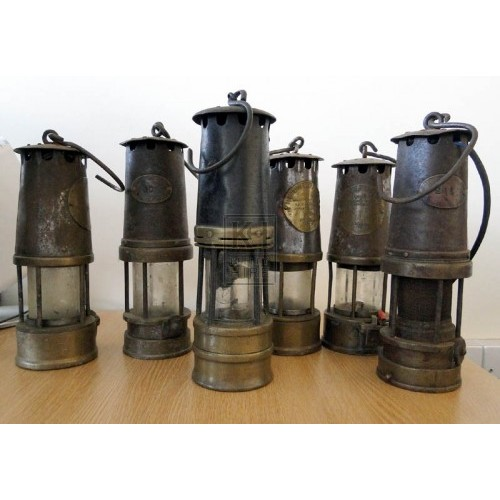 Miners safety lamps # 2