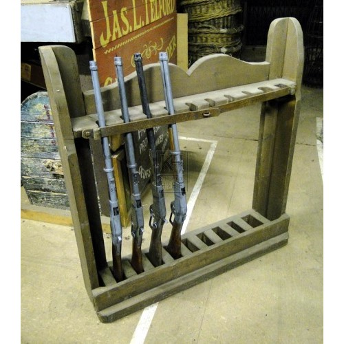 Rifle Weapons Rack