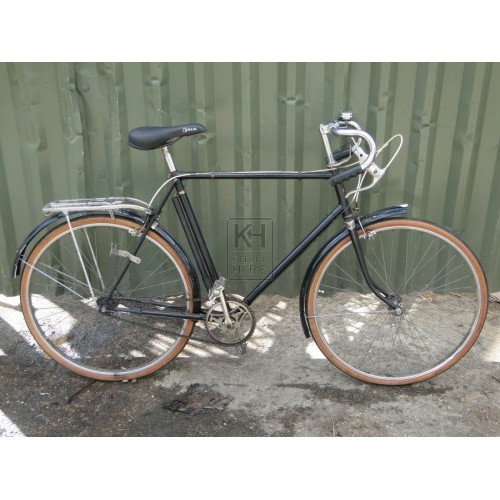 Racing Bicycle Black