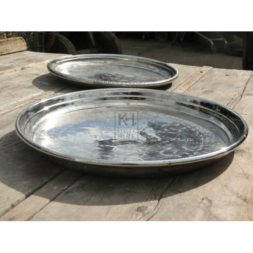 Silver Tray number 2